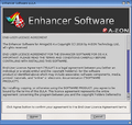 Enhancer Software EULA Window.png